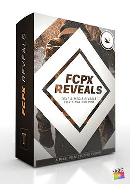 Final Cut Pro X Plugin FCPX Reveals from Pixel Film Studios