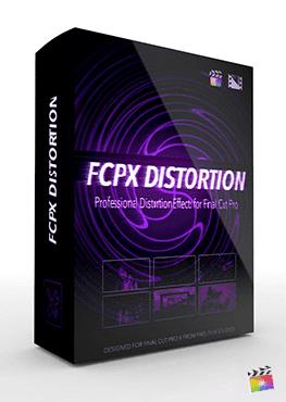 Final Cut Pro X Plugin FCPX Distortion from Pixel Film Studios